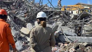 Photo of Morre bebê retirado de escombros de prédio em Aracaju