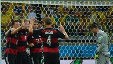 Photo of Copa 2014: Brasil é goleado pela Alemanha e dá adeus ao hexacampeonato