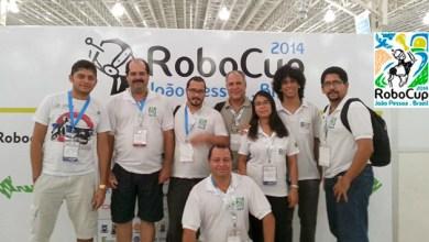 Photo of Equipe da Uneb é destaque do Brasil em competição internacional de robótica