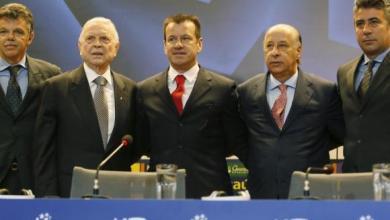 """Photo of """"Já fomos os melhores"""", diz Dunga ao ser anunciado novo técnico da seleção"""