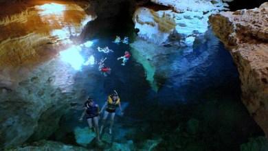 Photo of Chapada: Poço Azul faz jus ao nome e se destaca como uma das grandes atrações turísticas da região