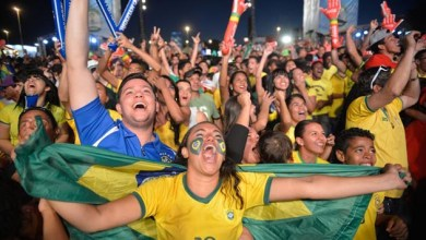 Photo of Mesmo sem Neymar, brasileiros estão otimistas com o hexacampeonato
