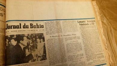 Photo of Jornal censurado será anexado ao relatório da Comissão da Verdade