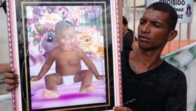 Photo of Tiro que matou bebê em Amargosa e gerou revolta foi de policial, diz laudo