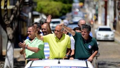 Photo of Recebido com festa na Chapada, Paulo Souto garante melhorias para a saúde pública baiana