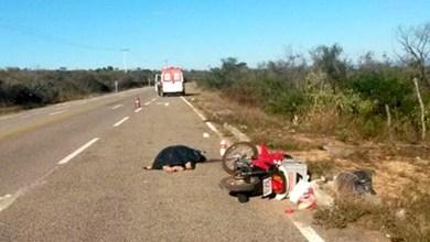 Photo of Chapada: Mulher morre em acidente de moto na estrada de Rio de Contas