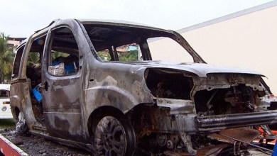 Photo of Bahia: Carro com mais de uma tonelada de maconha pega fogo na BR-324