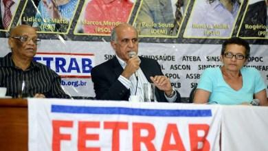 Photo of Paulo Souto pretende encontrar com servidores forma de pagar URV
