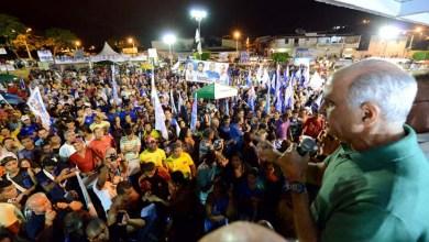 Photo of Adversários históricos sobem no palanque de Paulo Souto e Geddel em Itapetinga