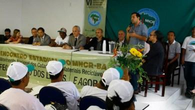 """Photo of Catadores de matériais recicláveis da Bahia estão preocupados com o fim dos """"lixões"""""""