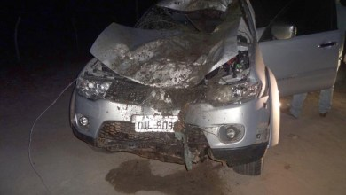 Photo of Chapada: Acidente de carro deixa filho de ex-deputado gravemente ferido