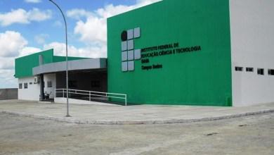 Photo of Chapada: IFBA prorroga inscrições para cursos técnicos e superiores até outubro