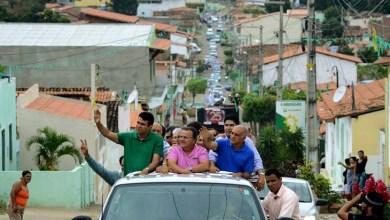 Photo of Chapada: Oposição leva militância e correligionários para carreata em Itaberaba