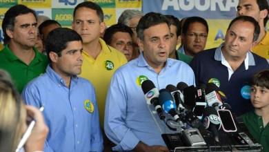 Photo of Em Salvador, Aécio Neves diz que acha 'triste' ver campanha buscar 'desconstrução'