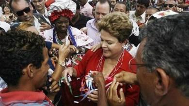 Photo of Na Bahia, Dilma afirma que 'ninguém controla voto de eleitores'