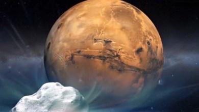 Photo of Ex-funcionária da NASA diz ter visto humanos caminhando em Marte