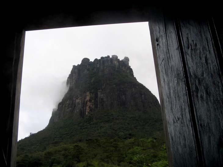 Morro do Castelo é encantamento para caminhantes da Chapada Diamantina