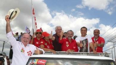 Photo of Rui Costa faz campanha em Camaçari pela eleição de Dilma