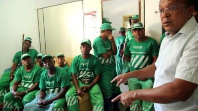 Photo of Suíca quer monumento em homenagem aos trabalhadores de limpeza urbana em Salvador