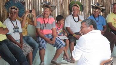 Photo of Valmir ratifica apoio de indígenas à reeleição de Dilma e cobra demarcação de terras