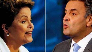 Photo of Dilma e Aécio se enfrentam em debate na Record na noite deste domingo