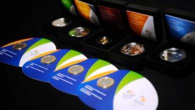 Photo of BC lança primeira etapa de moedas comemorativas das Olimpíadas do Rio