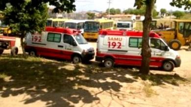 Photo of Paradas na prefeitura de Ipirá, ambulâncias do Samu podem começar a operar em janeiro