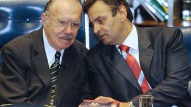 Photo of José Sarney justifica voto em Aécio Neves: 'Gratidão ao Tancredo'