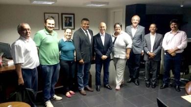 Photo of Valmir e EPS fazem balanço das eleições com o presidente nacional do PT em Brasília