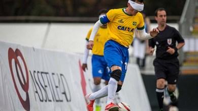 Photo of Seleção Brasileira de Futebol de Cegos goleia a Alemanha e está na semifinal