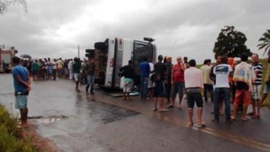 Photo of Fim de semana tem mais de 130 acidentes com 12 mortes na Bahia