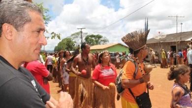 Photo of Yulo pede atenção à luta indígena e proteção ao Cacique Babau