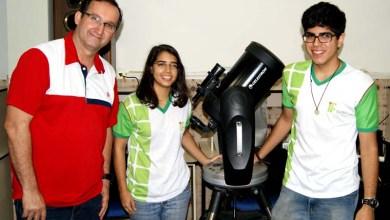 Photo of Estudantes de astronomia realizam sonho e vencem concurso de astronomia