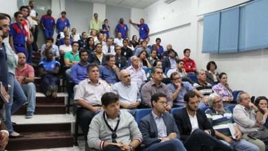 Photo of Presidente do Bahia se reúne com funcionários do Clube