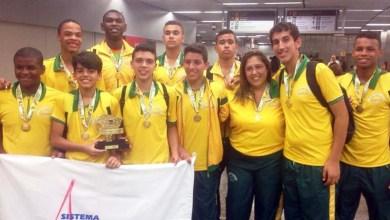 Photo of Brasil brilha nos Jogos Sul-Americanos Escolares realizados em Aracaju