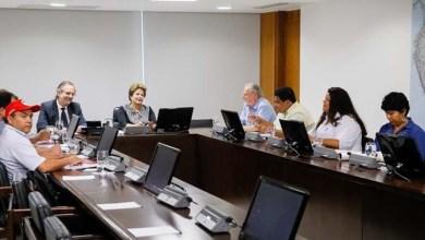 Photo of Em encontro com Dilma, MST propõe criação de plano de metas para a reforma agrária