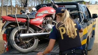 Photo of Chapada: Motocicletas emplacadas em São Paulo são recuperadas pela PRF em Itaberaba