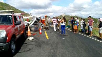 Photo of Chapada: Grave acidente na estrada entre Iaçu e Milagres mata duas pessoas