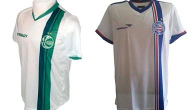 Photo of Foto: Novo uniforme do Bahia é igual ao utilizado pelo Juventude em 2010