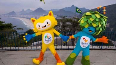 Photo of Mascotes dos Jogos Rio 2016 recebem os nomes de Vinícius e Tom