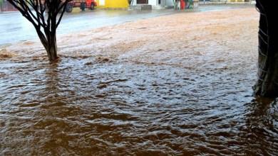 Photo of Chapada: Chuva causa transtornos à população e estragos na igreja do século 19 em Jussiape
