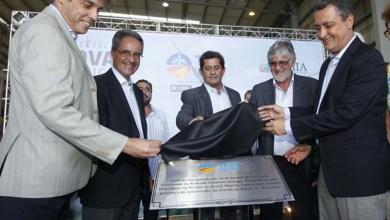 Photo of Chapada: Fábrica de torres eólicas em Jacobina é inaugurada pelo governo