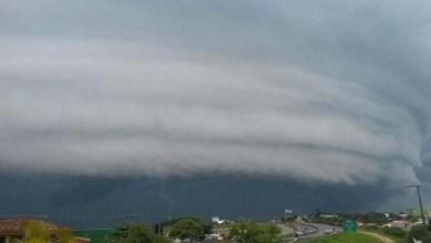 Photo of Vídeo: Moradores registram nuvem gigante em litoral de Santa Catarina
