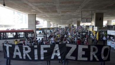 Photo of MPL protesta contra o reajuste nas passagens de ônibus; uma pessoa é presa na Bahia
