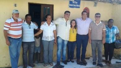 Photo of Bahia: Comunidade agradece a deputado implementação do sistema de abastecimento de água