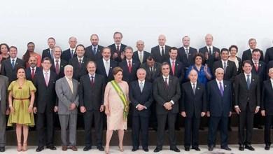 Photo of Dilma dá posse aos ministros para o segundo mandato; conheça cada um deles