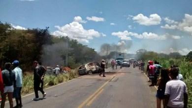 Photo of Duas mulheres que atuavam na SPM Nacional morrem em acidente; deputado lamenta