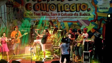 Photo of Largo do Pelourinho celebra o espaço do reggae no Carnaval da Bahia