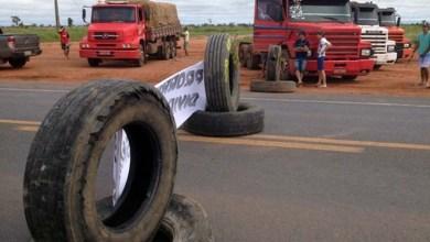 Photo of Caminhoneiros protestam em rodovias federais na Bahia