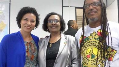 Photo of Embaixadora da Etiópia vai participar de desfile do Olodum no Carnaval